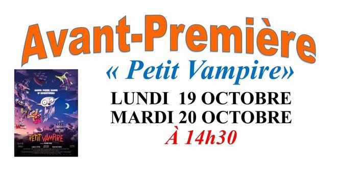 avp : Petit Vampire