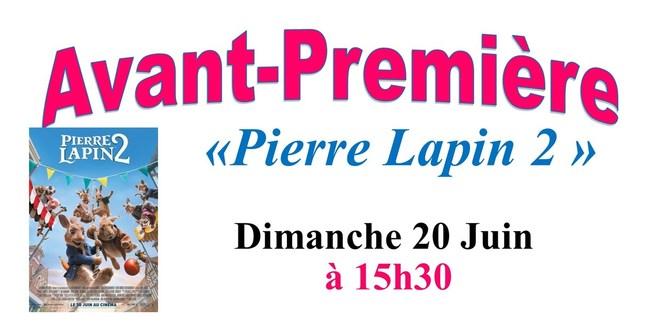 avp : Pierre Lapin 2