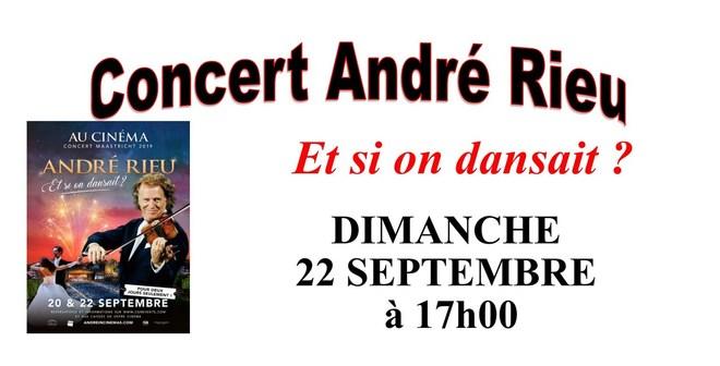 Concert d'André Rieu