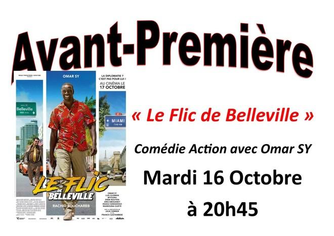 AVP LE FLIC DE BELLEVILLE