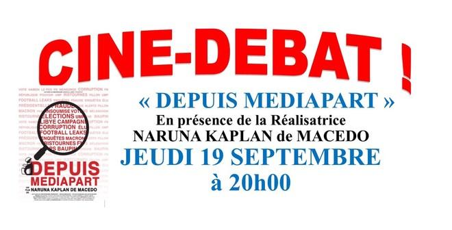 ciné Débat Depuis Médiapart