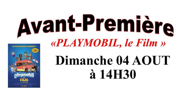 avp Playmobil, le Film