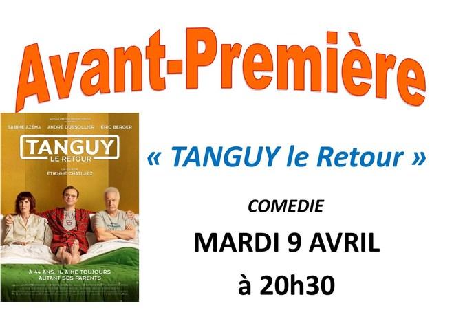 avp Tanguy le Retour