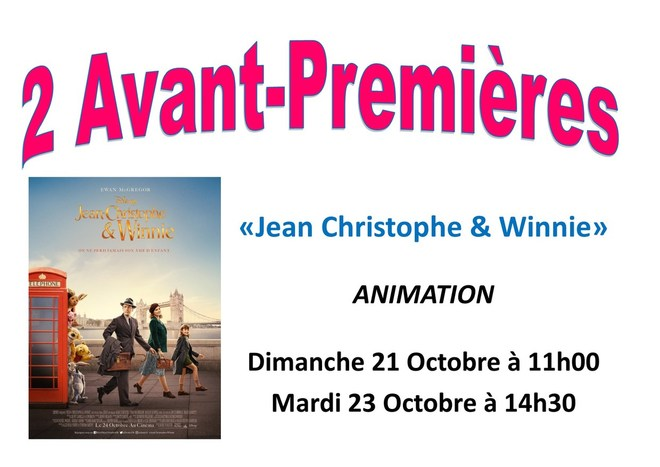 avp Jean chistophe & Winnie