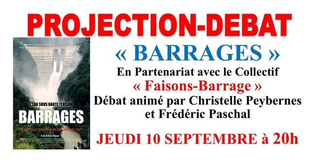 Projection -Débat