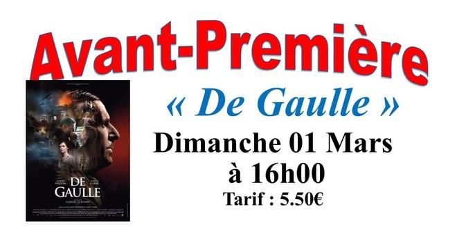 AVP : De Gaulle