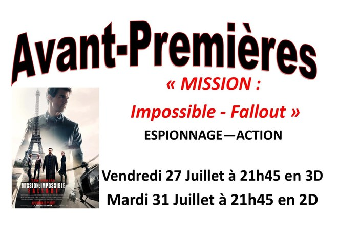 AVP Mission Impossible - Fallout