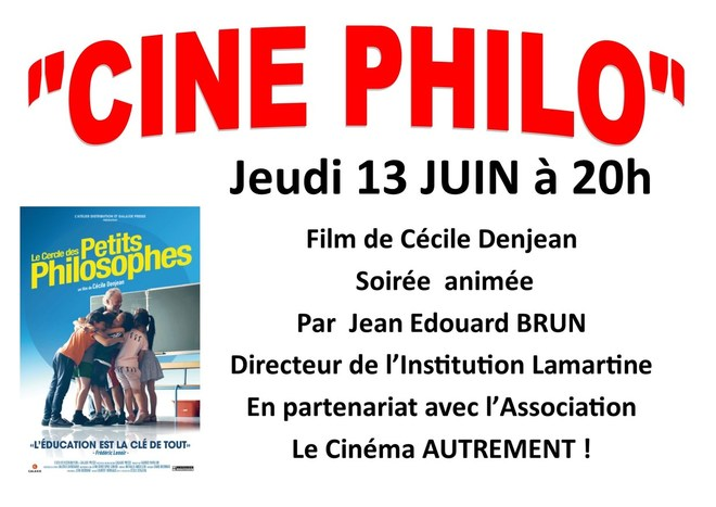 Ciné Philo
