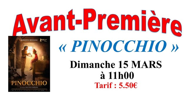 avp : Pinocchio